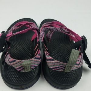 Chaco Shoes - Chaco Sandal Size 4 Pink Purple Strappy